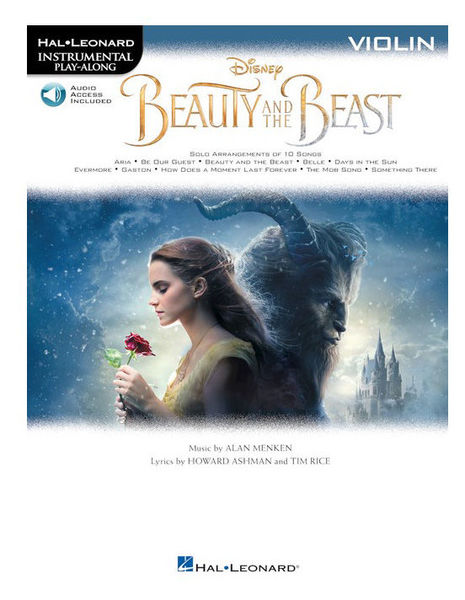 Hal Leonard Beauty And The Beast: Violin