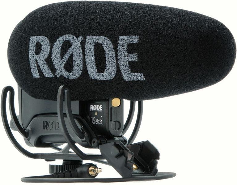 VideoMic Pro+ Rode