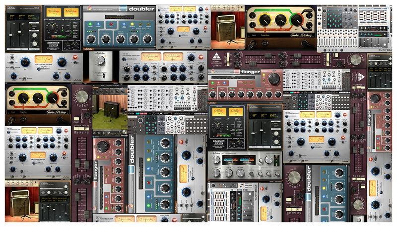 Softube Volume 1 Upg Studio Collection