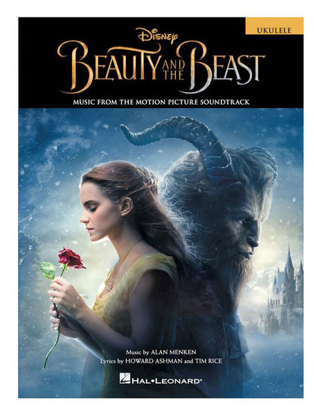 Hal Leonard Beauty And The Beast: Ukulele