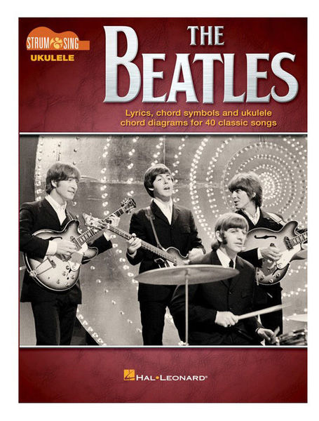 Hal Leonard The Beatles: Strum & Sing