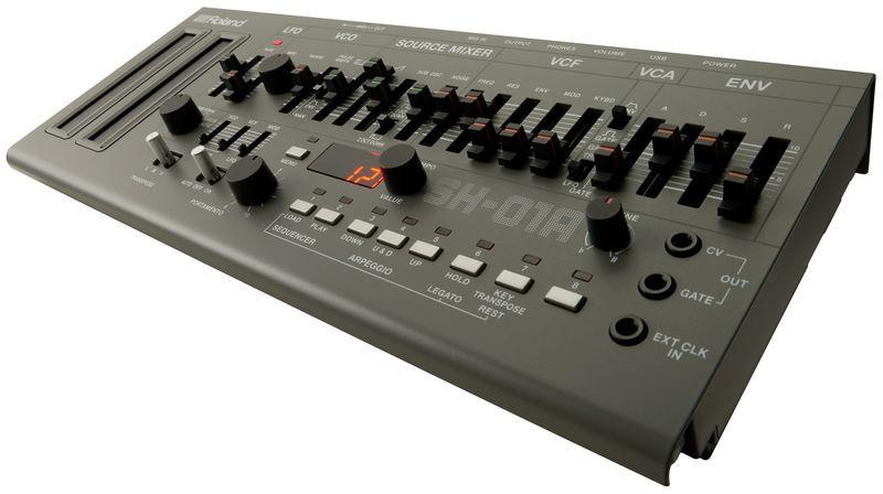 SH-01A gray Roland