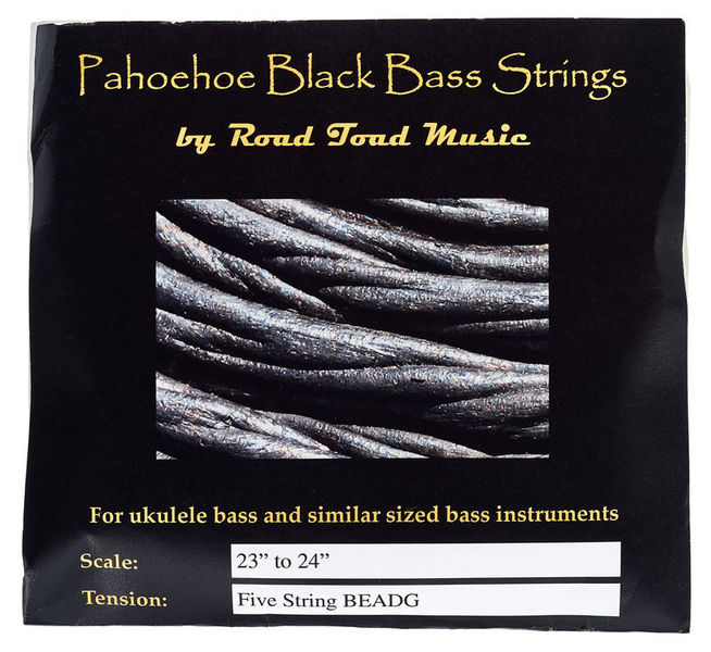 Kala U- Bass 5-String Set Road Toad