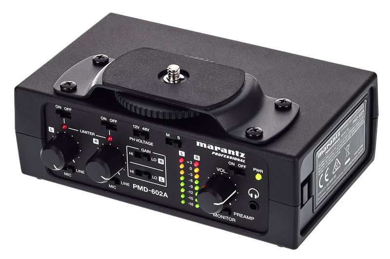 PMD-602A Marantz Pro