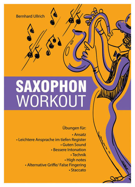 Aco-Shop Saxophone Workout