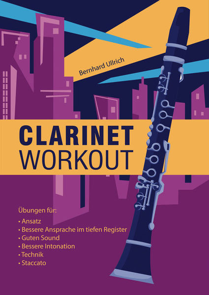 Aco-Shop Clarinet-Workout