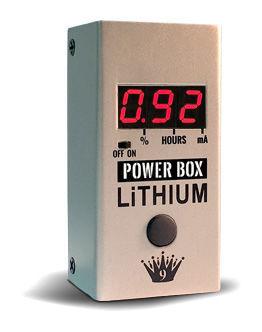 Big Joe PB-107 Power Box Lithium