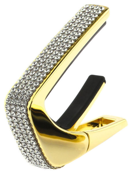 Thalia Capo Swarovski 24k Gold Finish