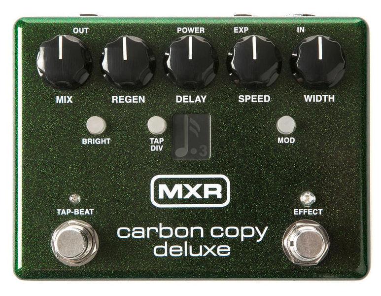 MXR M 292 Carbon Copy Deluxe Dunlop