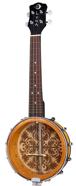 Luna Guitars Uke Banjolele