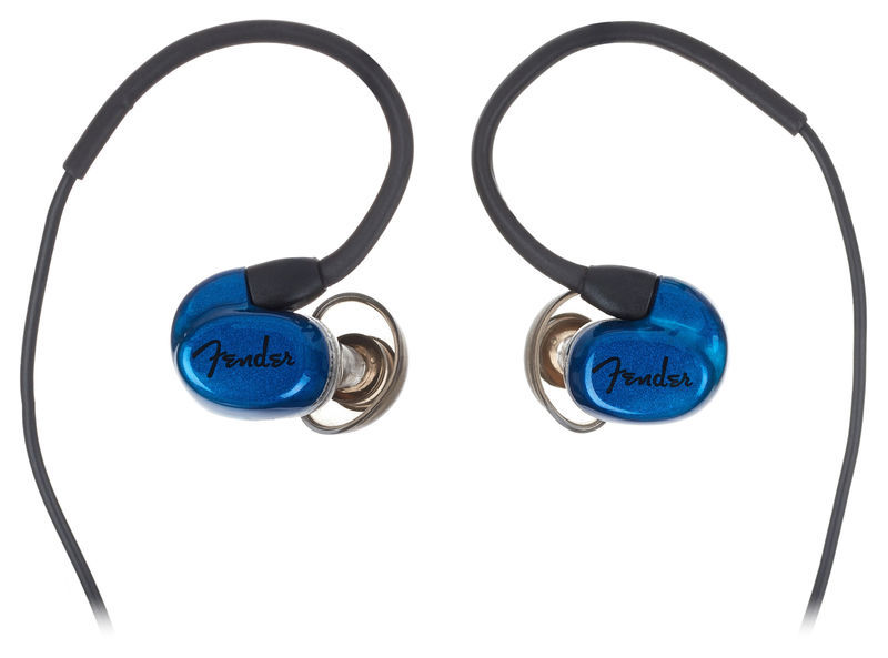 CXA1 In-Ear-Monitor Blue Fender