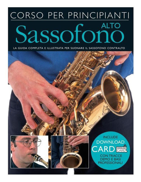 Music Sales Corso Per Principianti:Sassof.