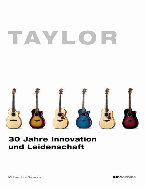 PPV Medien Taylor - 30 Jahre Innovation