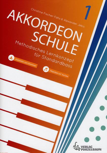 Purzelbaum Verlag Akkordeon Schule