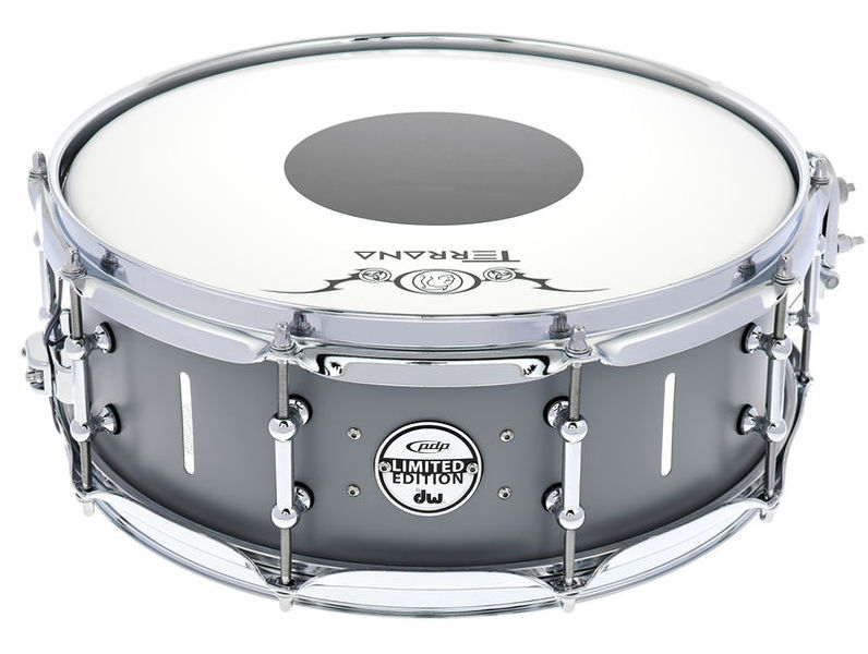 """DW PDP 14""""x05"""" Mike Terrana Snare"""