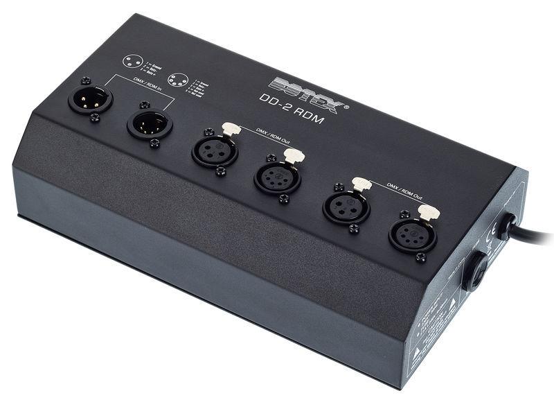Botex DMX Splitter DD-2 RDM