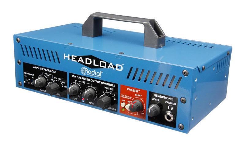 Radial Engineering Tonebone Headload V16