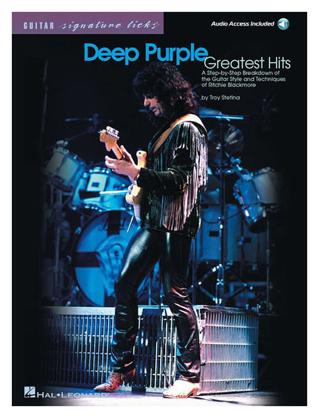 Deep Purple Greatest Hits Hal Leonard