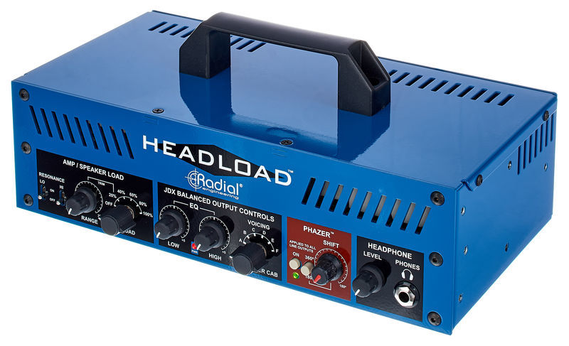 Radial Engineering Tonebone Headload V4
