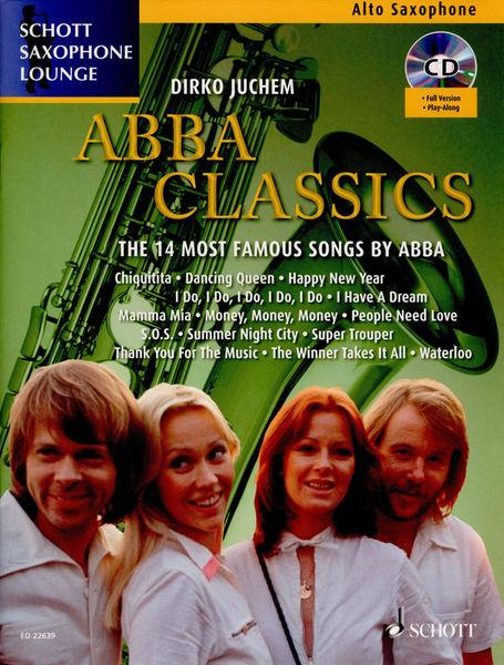 Abba Classics A-Sax Schott