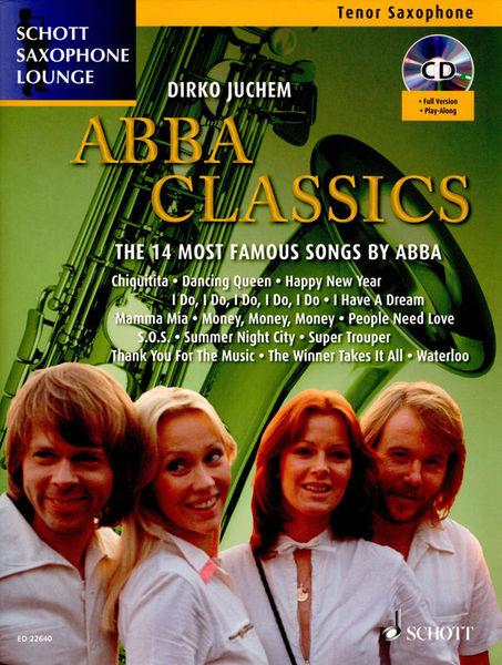 Abba Classics T-Sax Schott