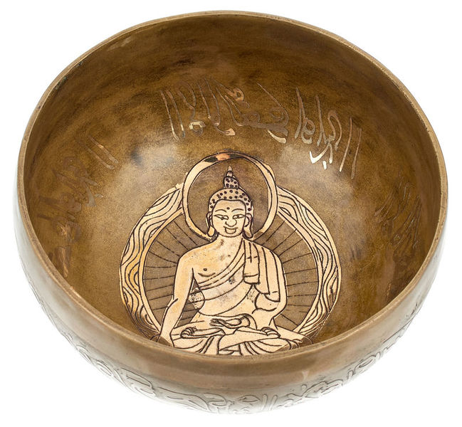 Thomann Tibetan Engraved Bowl 500g