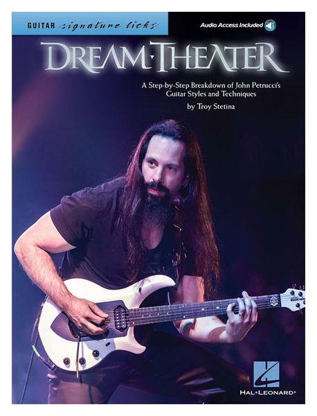 Dream Theater Signature Hal Leonard