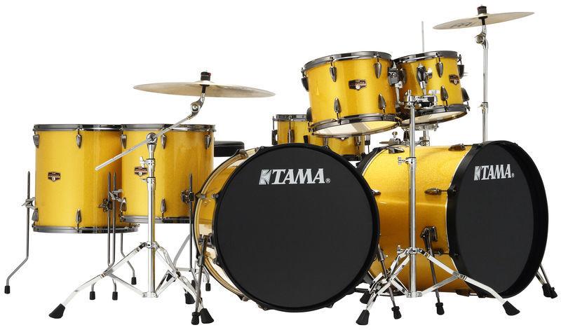 Tama IP72ZH8N-BGYS Double Bass Rock