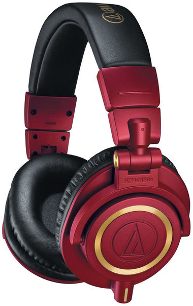 Audio-Technica ATH-M50 X RD Limited Edition