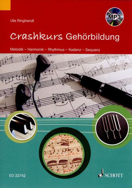 Crashkurs Gehörbildung Schott