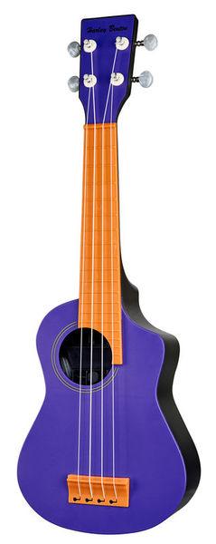 Harley Benton PolyUke Purple B-Stock