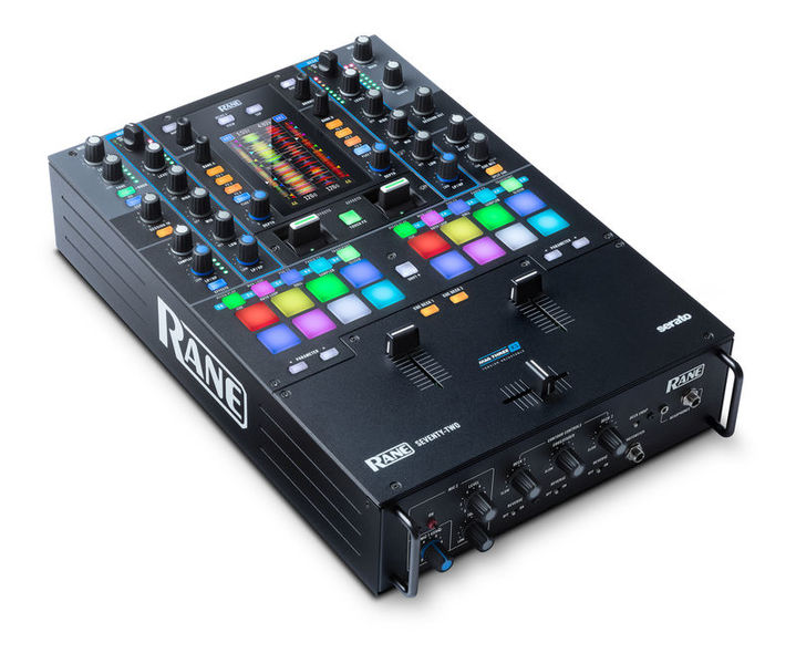 Seventy-Two Battle Mixer Rane