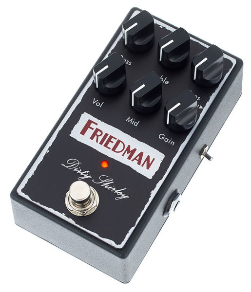 Dirty Shirley Ped. Overdrive Friedman