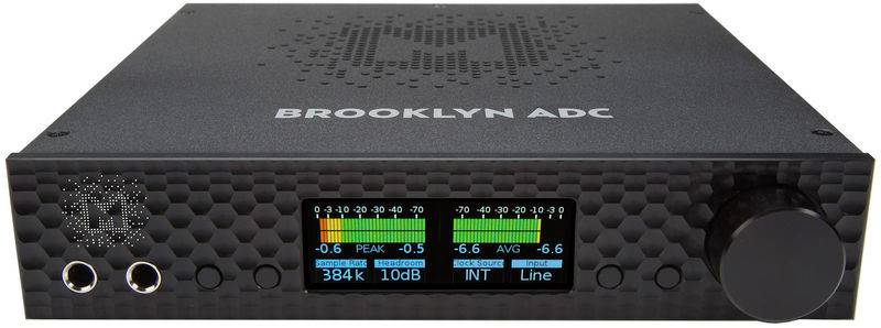 Mytek Digital Brooklyn ADC Black