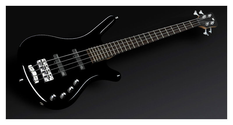 Warwick RB Corvette Basic 4 MS BHP P