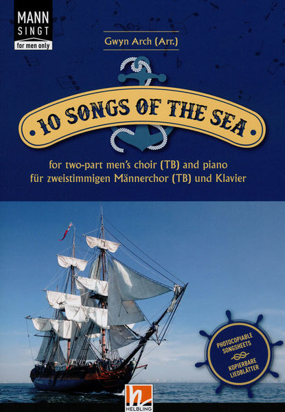Helbling Verlag 10 Songs of the Sea (TB)