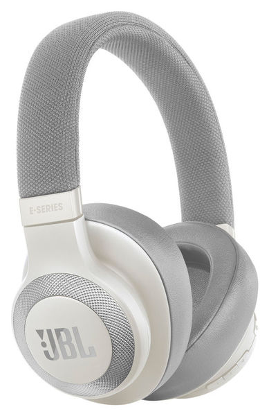JBL by Harman E65 BTNC White