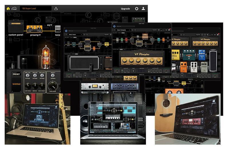 Positive Grid BIAS Guitar Essentials