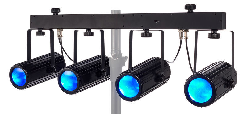 Eurolite LED QDF-Bar RGBAW Lightset