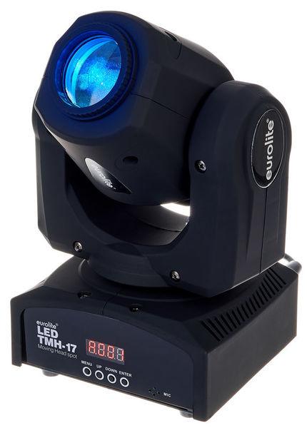 LED TMH-17 Spot Movinghead Eurolite