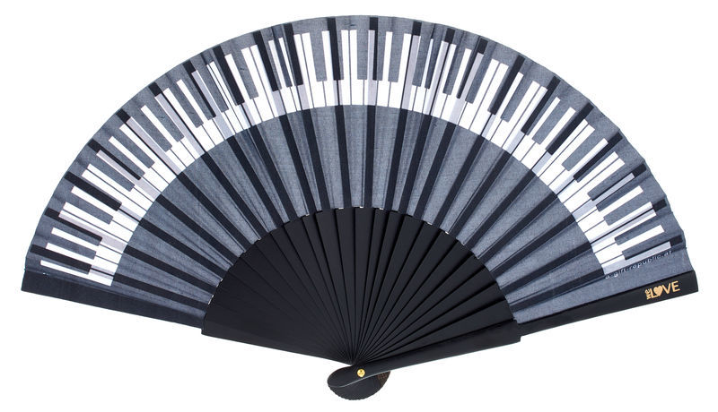 A-Gift-Republic Hand Fan Keyboard
