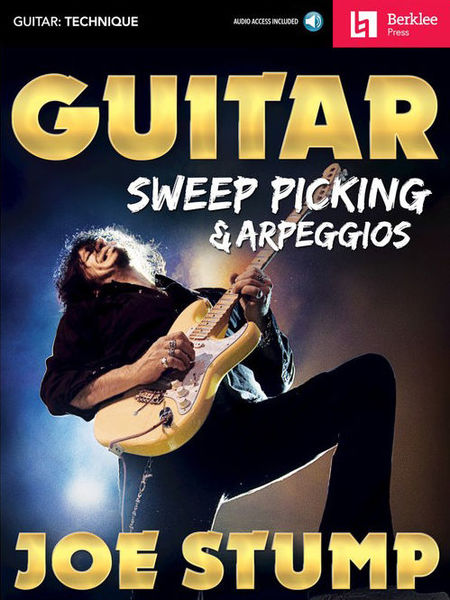 Berklee Press Guitar Sweep Picking & Arpeg.