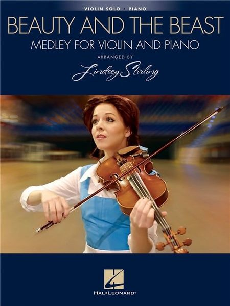 Hal Leonard Lindsey Stirling: Beauty And