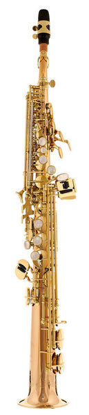 Yanagisawa S-WO20 Elite Soprano Saxophone