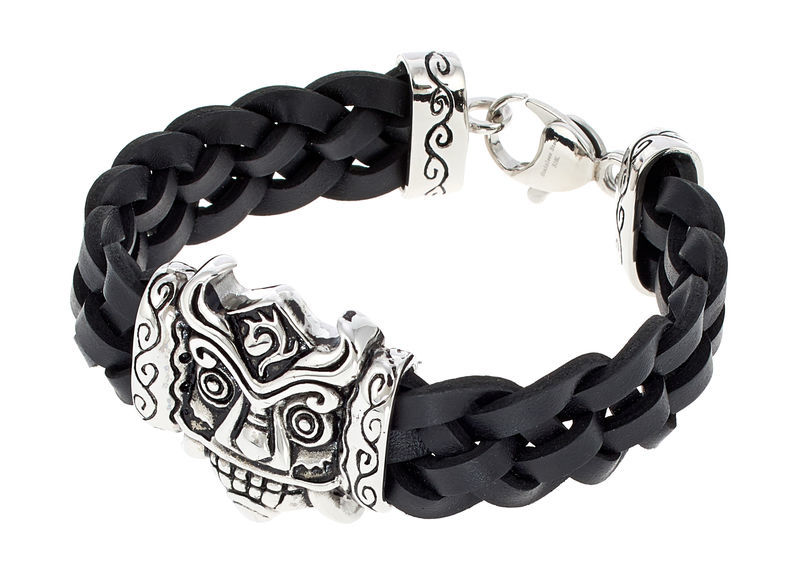 Rockys Bracelet Leather Mexican