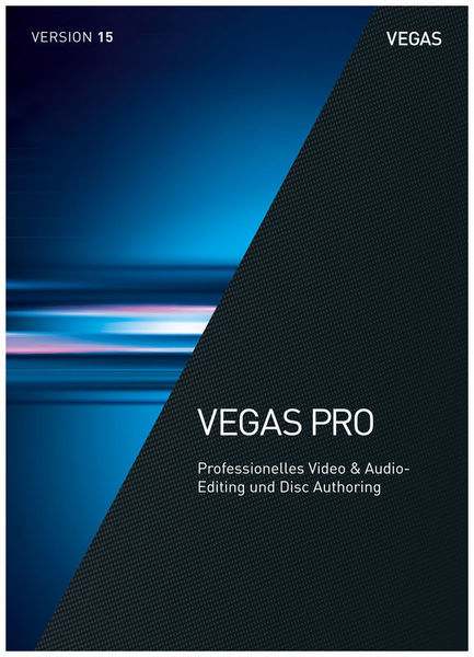 how to get vegas pro 15