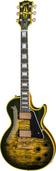 Gibson LP Custom Yellow Widow