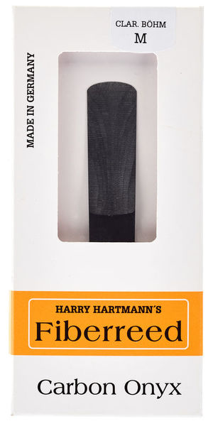Harry Hartmann Fiberreed Onyx Bb- Clarinet M