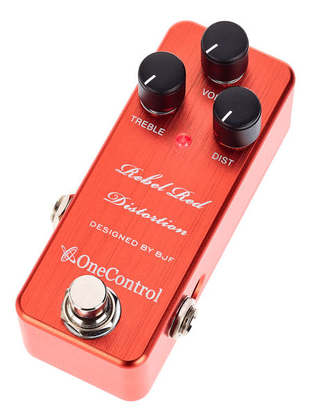 One Control Rebel Red Distortion