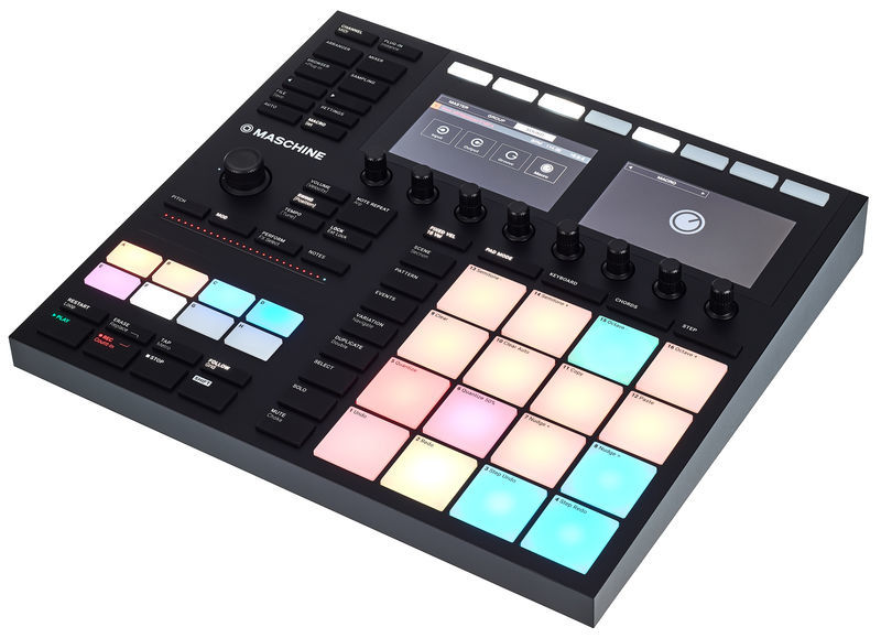Native Instruments Maschine MK3 Black